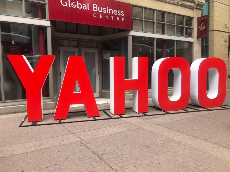 Yahooの画像